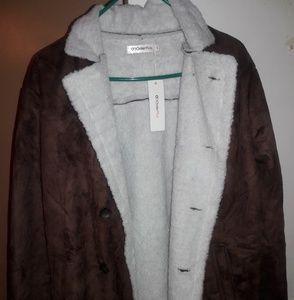 Other - Vintage Shearling Sheepskin Coat